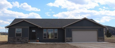 Butte MT Single Family Home Under Contract-Take Bkups: $274,000