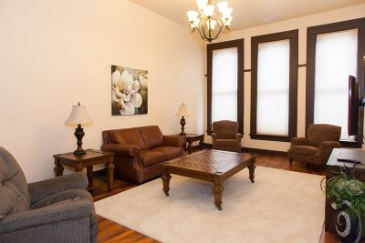 Single Family Home For Sale: 8 W Park Walker's Condo