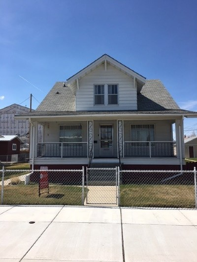 Anaconda Single Family Home Under Contract-Take Bkups: 414 Maple