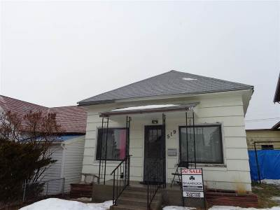 Anaconda Single Family Home For Sale: 519 Oak