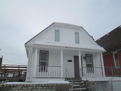 Butte Single Family Home For Sale: 707 S Dakota