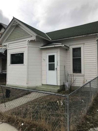 Anaconda Single Family Home Uc W Inspection Contingen: 710 Cedar
