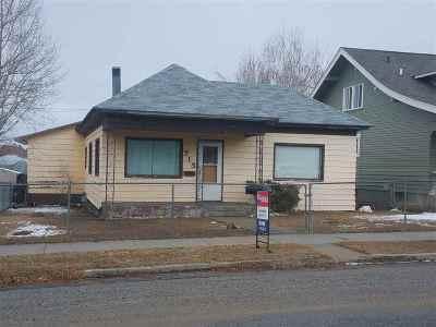 Anaconda Single Family Home For Sale: 715 Oak St.