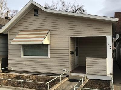 Anaconda Single Family Home For Sale: 1110 E Park Ave.
