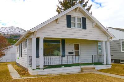 Anaconda Single Family Home For Sale: 1003 W 3rd St