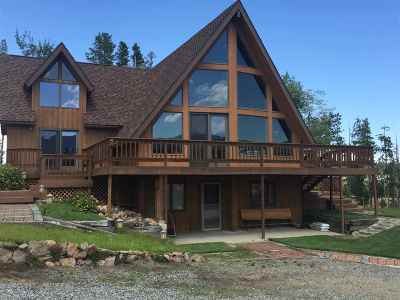 Butte Single Family Home Under Contract-Take Bkups: 20 Lime Kiln Rd
