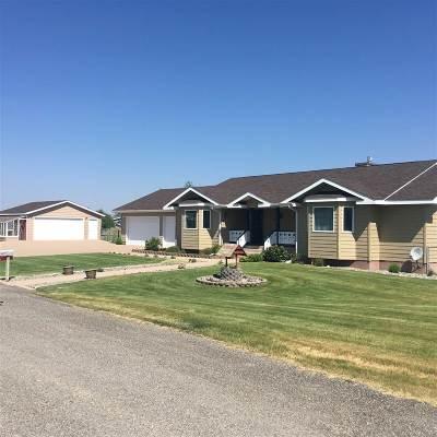 Butte Single Family Home ACTIVE: 203 Vista Court