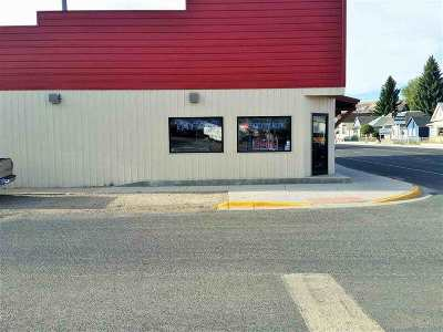 Commercial Under Contract-Take Bkups: 1659 Harrison