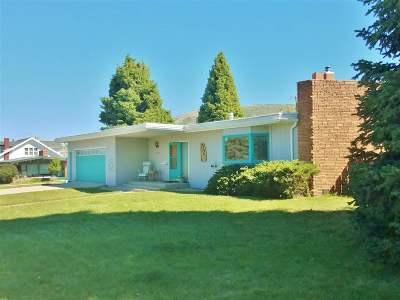 Anaconda Single Family Home For Sale: 1301 W 4th
