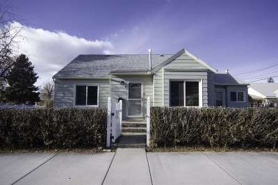 Butte MT Single Family Home For Sale: $177,000