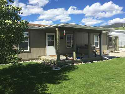 Butte Single Family Home UNDER CONTRACT-TAKE BKUPS: 3021 Eagle