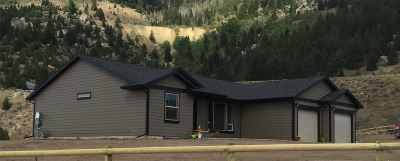 Butte MT Single Family Home Under Contract-Take Bkups: $325,000