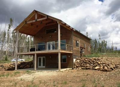 Georgetown Lake Single Family Home Under Contract-Take Bkups: 100 Wildlife Lane
