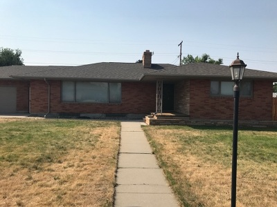Single Family Home For Sale: 3000 Kossuth