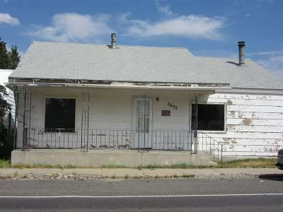 Single Family Home UNDER CONTRACT-TAKE BKUPS: 2632 S Montana
