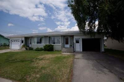 Butte MT Multi Family Home Uc W Inspection Contingen: $189,000