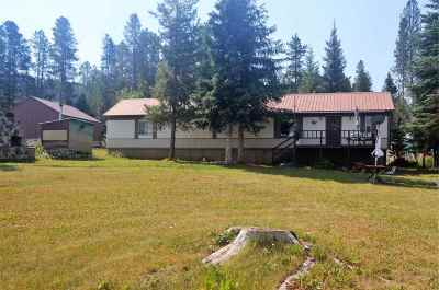 Georgetown Lake Single Family Home For Sale: 4 Snowshoe Lane