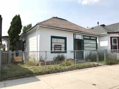 Butte Single Family Home For Sale: 909 S. Main