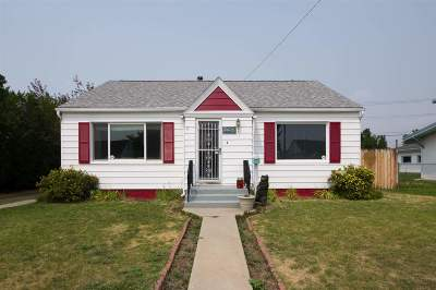 Butte MT Single Family Home Under Contract-Take Bkups: $119,500