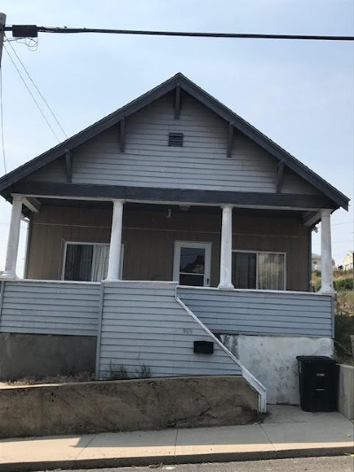Butte MT Single Family Home For Sale: $90,000