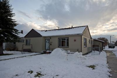 Butte MT Single Family Home For Sale: $165,000