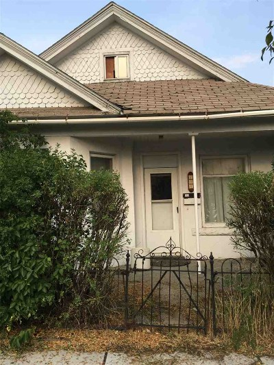 Butte Single Family Home Uc W Inspection Contingen: 808 S Montana