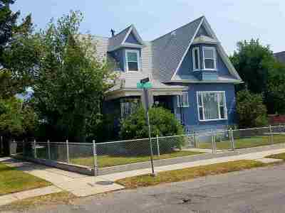 Butte MT Single Family Home UNDER CONTRACT-TAKE BKUPS: $159,990