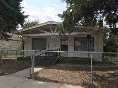 Butte Single Family Home UNDER CONTRACT-TAKE BKUPS: 2908 Edwards St.