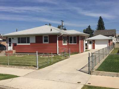Butte Single Family Home Under Contract-Take Bkups: 2555 St Ann