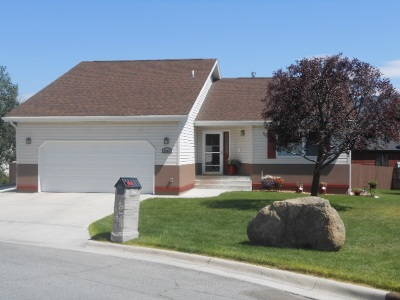 Butte Single Family Home Ucc Sale Of Buyer Propert: 2960 Mammoth Dr