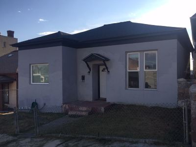 Butte Single Family Home For Sale: 217 N Jackson