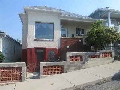 Butte Single Family Home For Sale: 411 W Copper