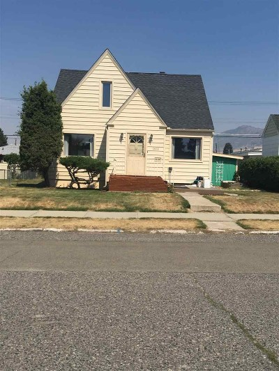 Butte Single Family Home ACTIVE: 2835 State