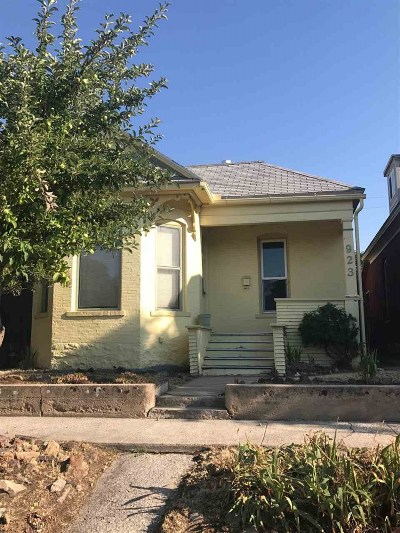 Butte Single Family Home Under Contract-Take Bkups: 923 W Copper
