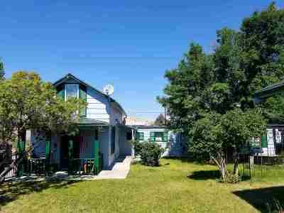 Butte MT Multi Family Home ACTIVE: $175,000