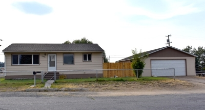 Butte MT Single Family Home ACTIVE: $160,000