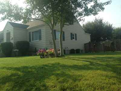 Single Family Home UNDER CONTRACT-TAKE BKUPS: 2008 Aberdeen