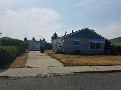 Butte Single Family Home For Sale: 2240 North Drive
