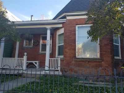 Butte Single Family Home For Sale: 920 W Copper