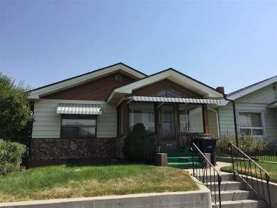 Butte Single Family Home For Sale: 2060 Roberts