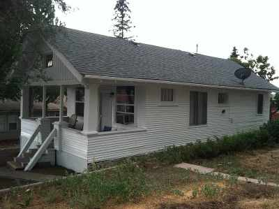 Butte Single Family Home Uc See Agents Remarks: 1138 W Park