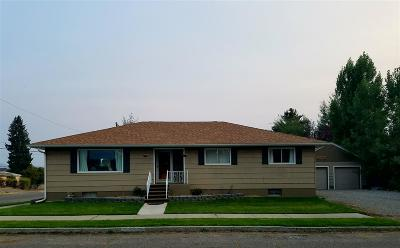 Butte Single Family Home Under Contract-Take Bkups: 2532 Edwards