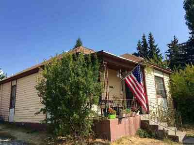 Butte MT Single Family Home For Sale: $59,000