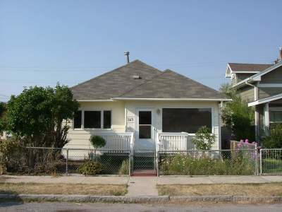 Butte MT Single Family Home For Sale: $100,000