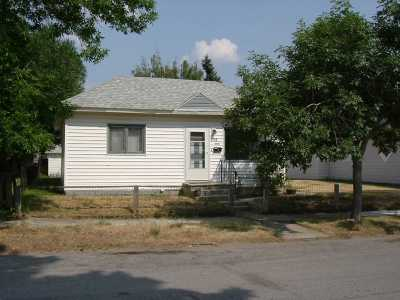 Butte MT Single Family Home Uc W Inspection Contingen: $100,000