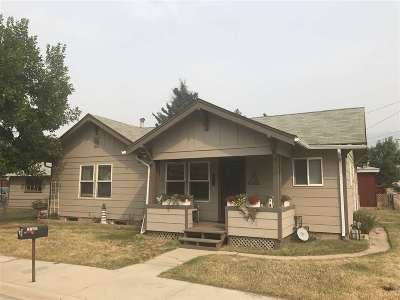 Butte MT Single Family Home For Sale: $149,900