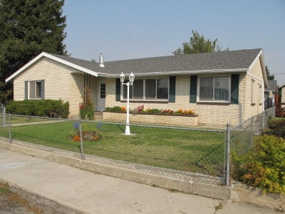 Butte MT Single Family Home Under Contract-Take Bkups: $229,900
