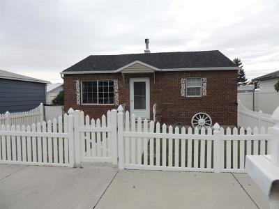 Butte MT Single Family Home For Sale: $145,000