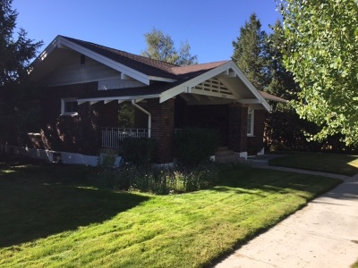 Single Family Home Under Contract-Take Bkups: 2718 Edwards