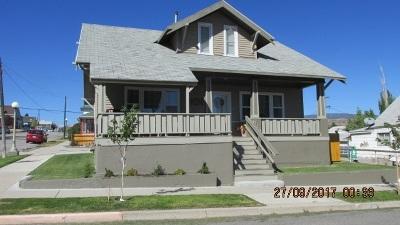 Anaconda Single Family Home For Sale: 620 Ash St